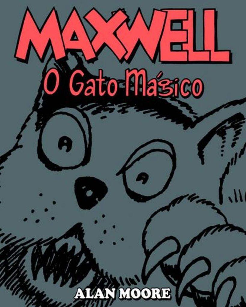 livro maxwell o gato